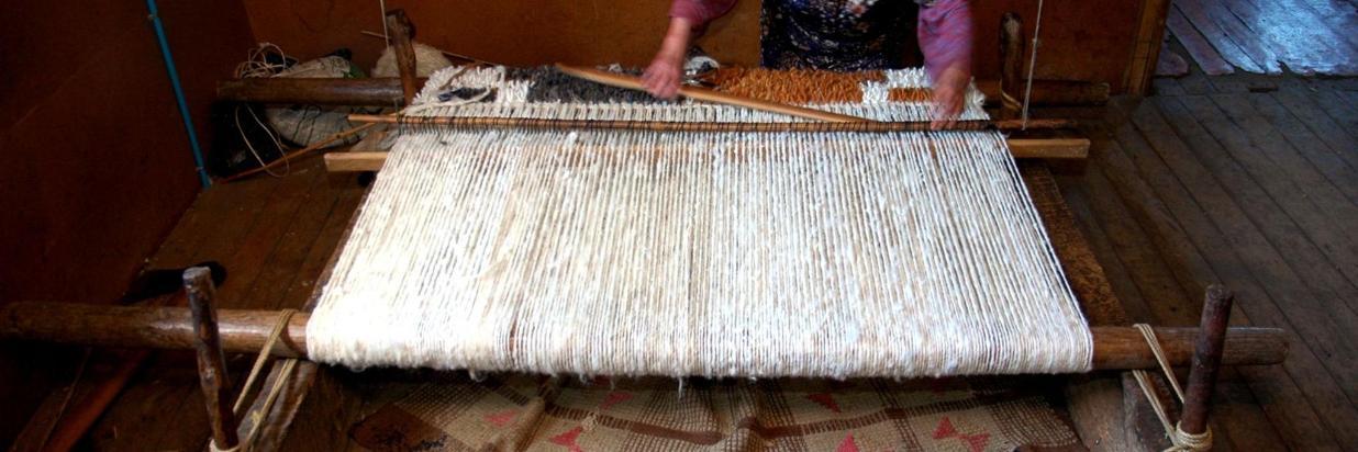 Artesanía de Chiloé