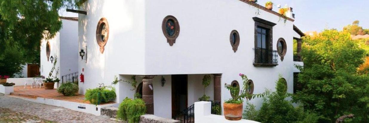 Boutique Hotel La Puertecita, a corner of paradise