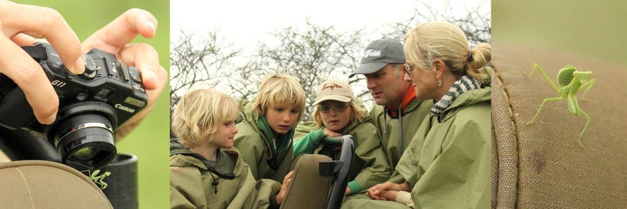 Kids at Thanda
