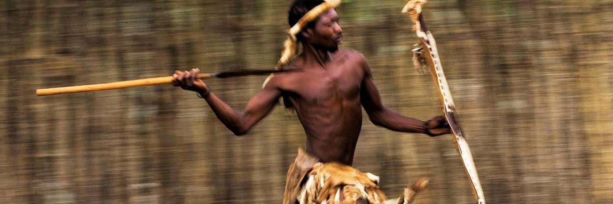 Shaka and the Zulu Warriors