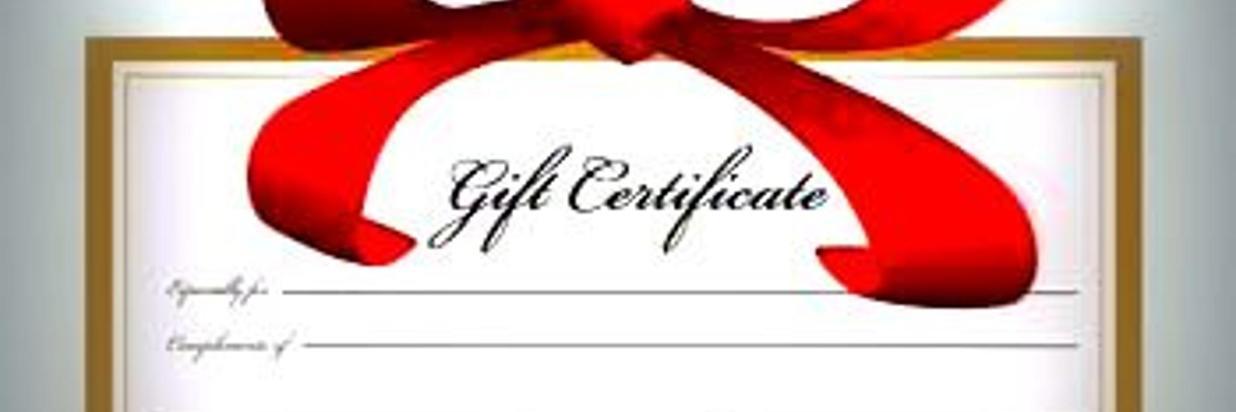 Nantucket Inn Gift Certificates