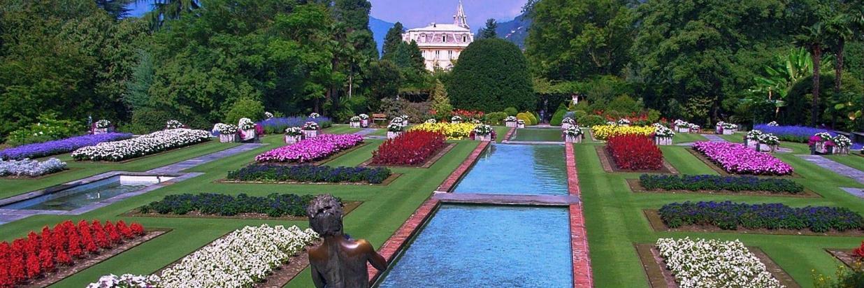 Giardini Botanici sul Lago