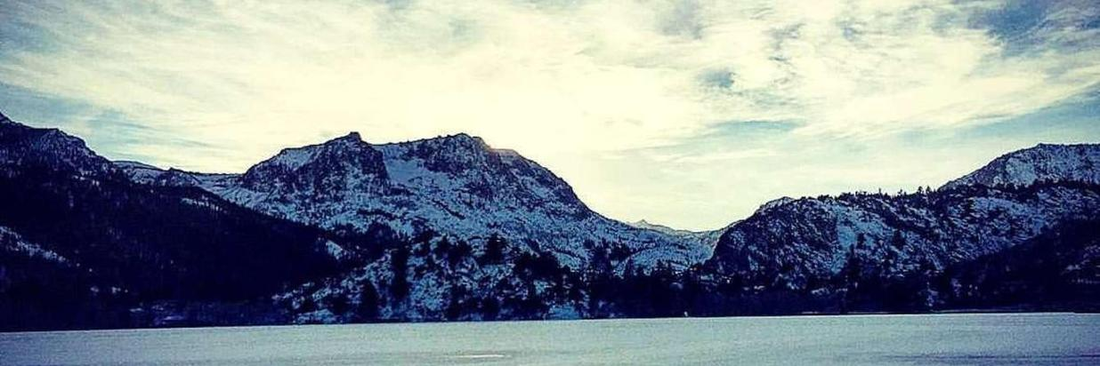 The Perfect Winter Day At June Lake