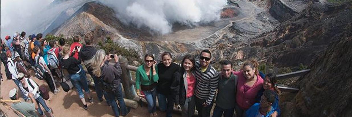 Poas Volcano & Coffee Tour