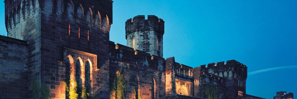 Eastern State Penitentiary Prison Package
