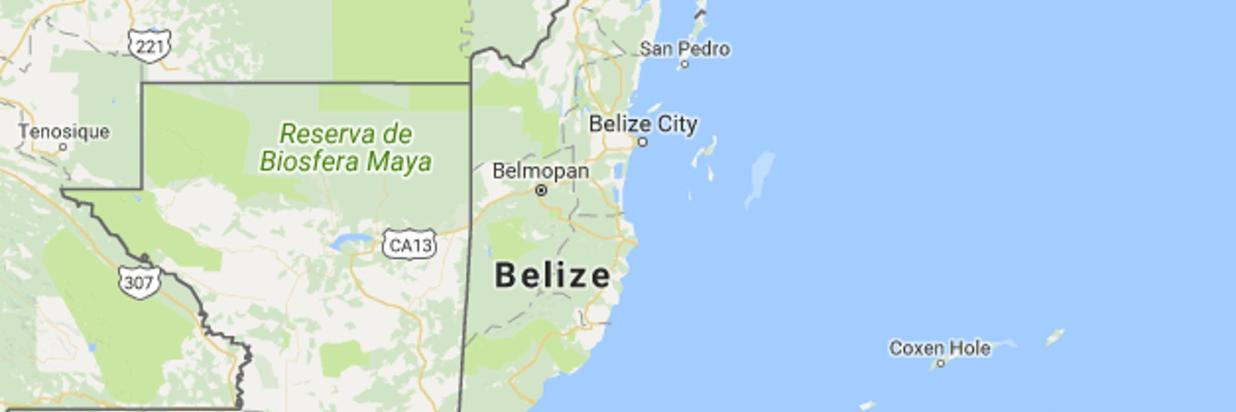 Where is Belize