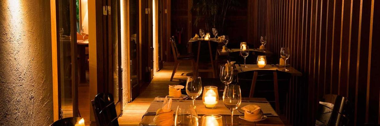 Restaurant Quintal das Letras