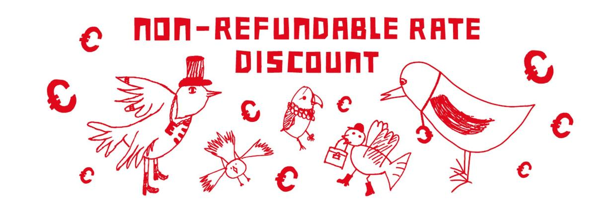 Non-refundable Price