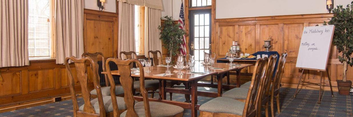 Vermont Meeting Space