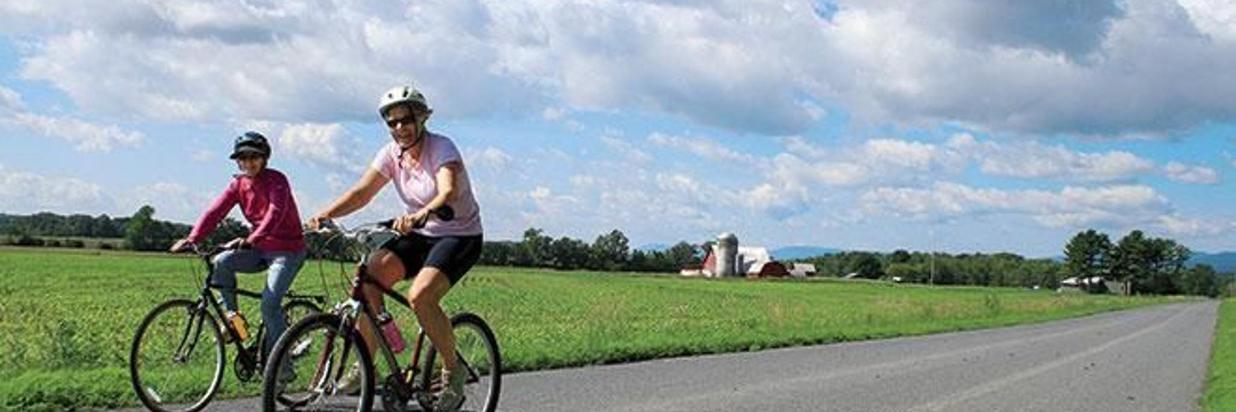 Middlebury Biking