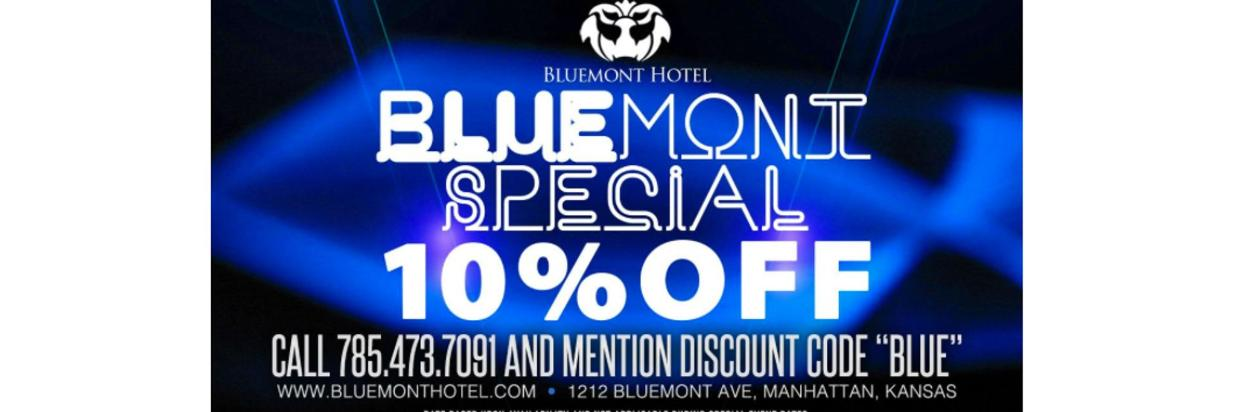 Bluemont Special