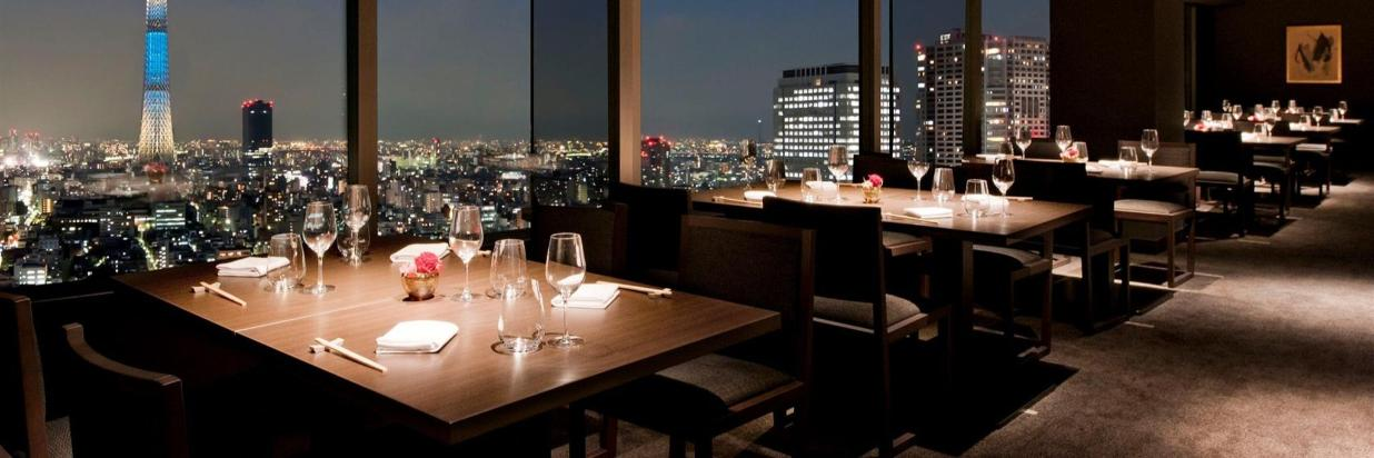 SKYTREE(R) View Restaurant & Bar REN (簾)