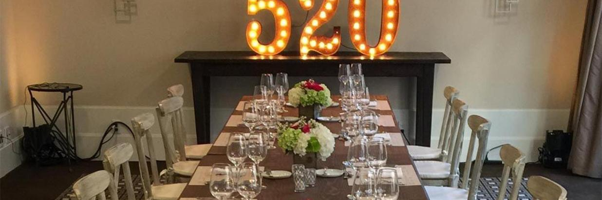 Roast - February 520 Chef's Table