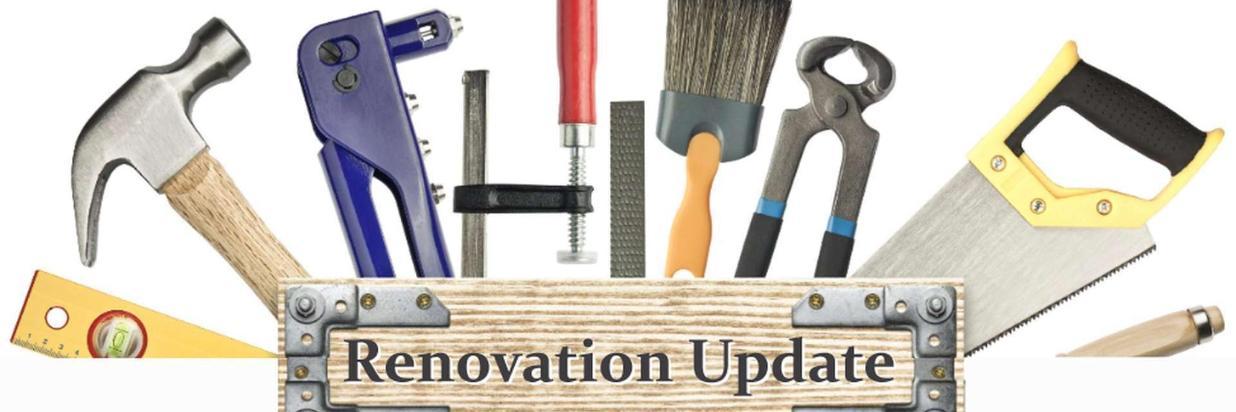Renovierungs-Update (06.11. - 15.01.2017)