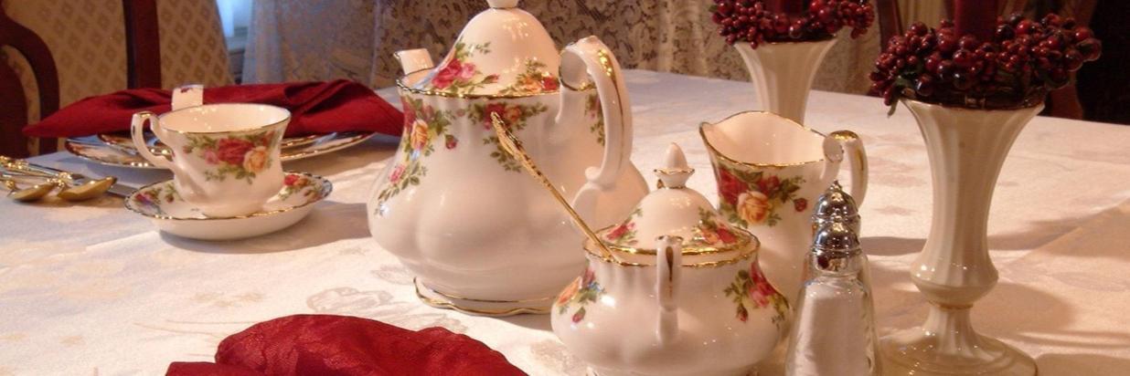 Victorian Teas