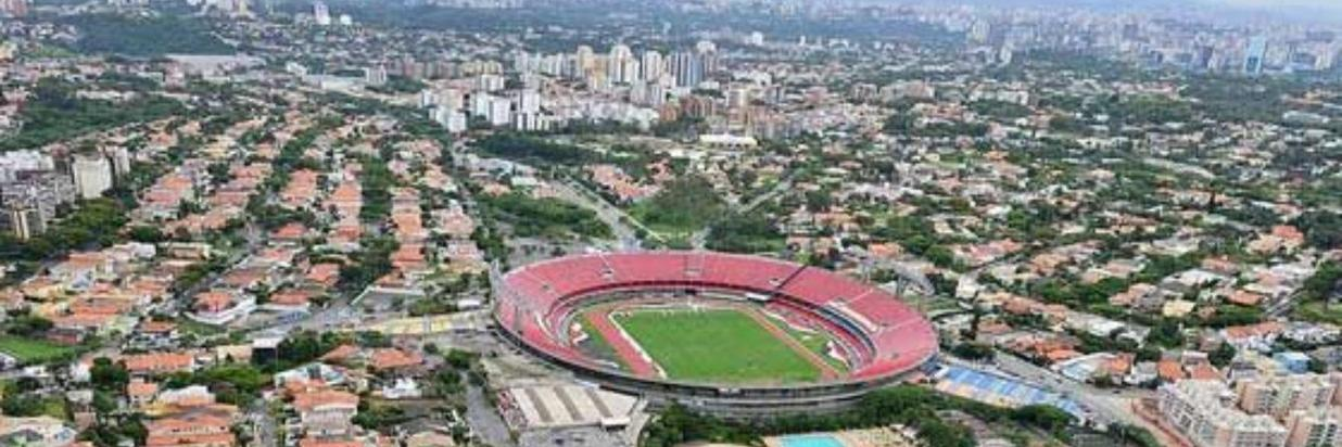 Morumbi - Estádio e AV. Giovanni Gronchi