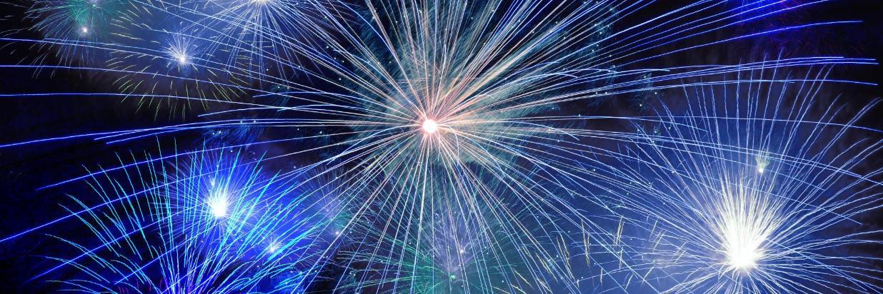 Happy New Year at Newport