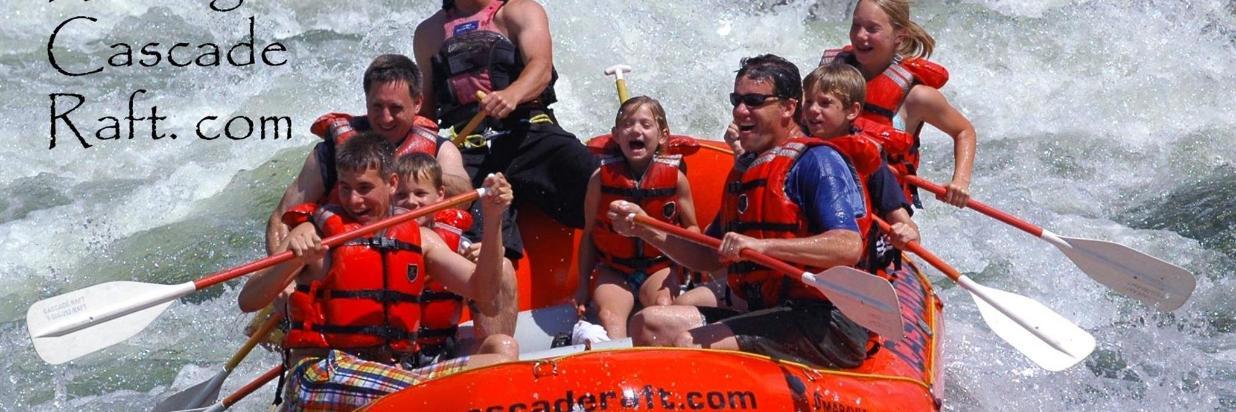 River Rafting and Kayaks