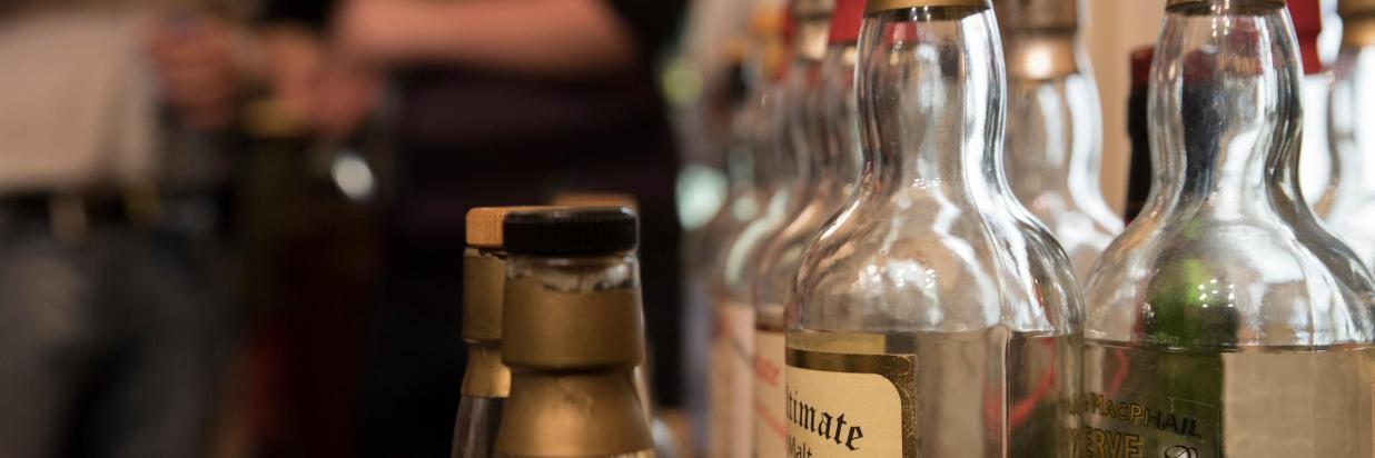 Menu: Patrick's Whisky 3
