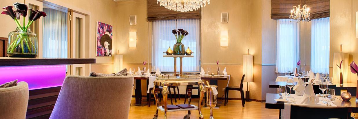 Le restaurant ALDEN