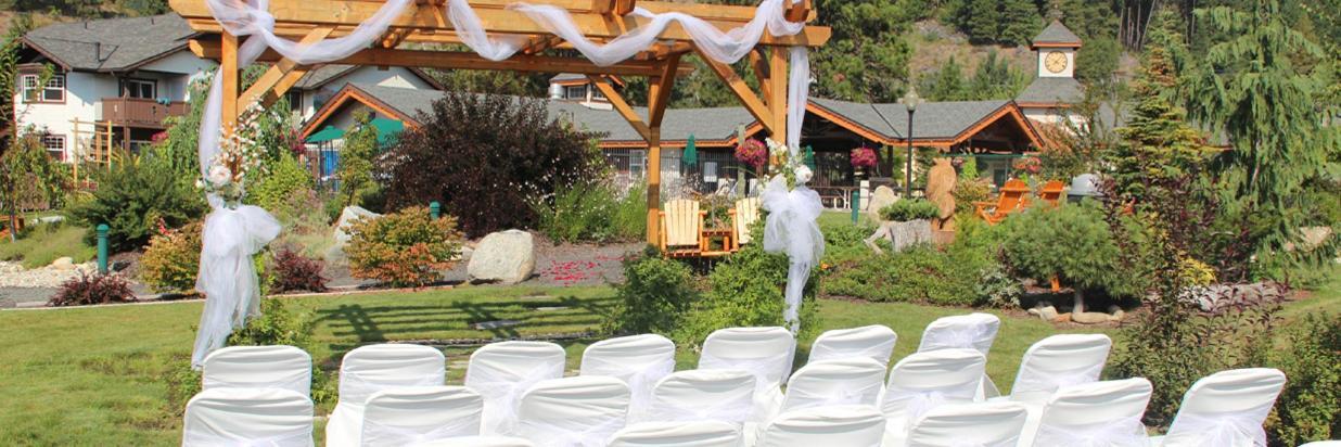 Weddings in Leavenworth