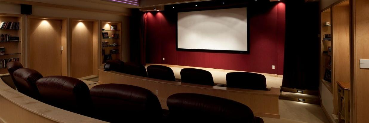 15 Seat Movie Theater