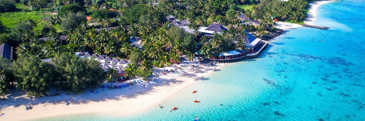 Best Rate Guarantee - Flexi Rate Including Daily Tropical Breakfast