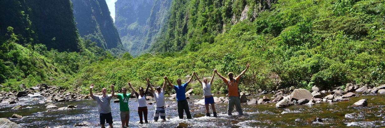 Ano do Turismo Sustentável