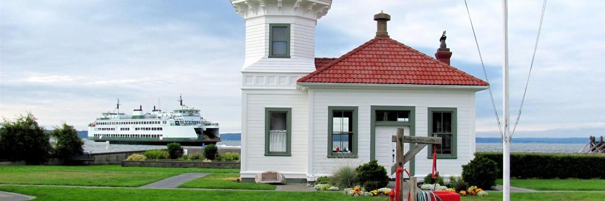 Possession Bay Mukilteo Lighthouse Park