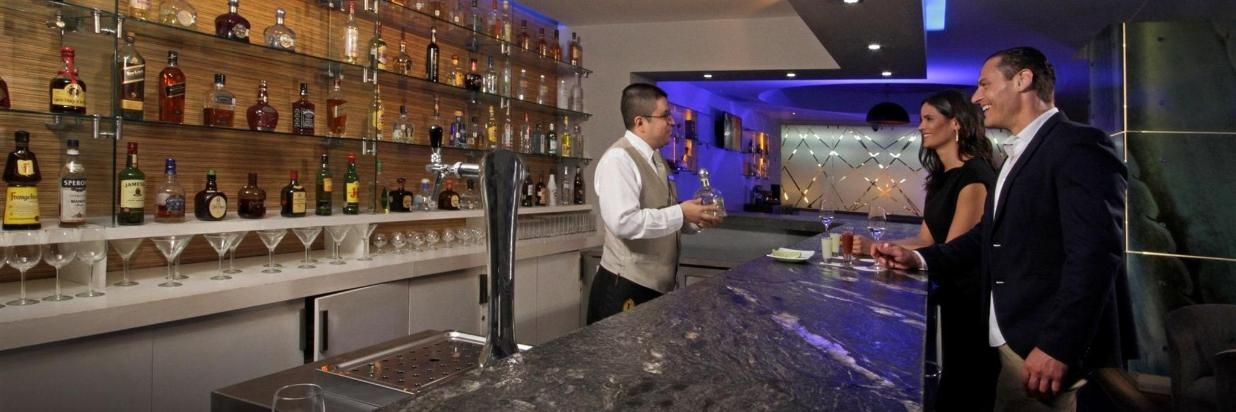 Tequila Collection Bar