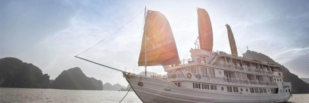 Aphrodite Cruises (2 Days 1 Night)