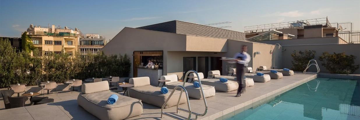 Terraza Chill-Out & Piscina