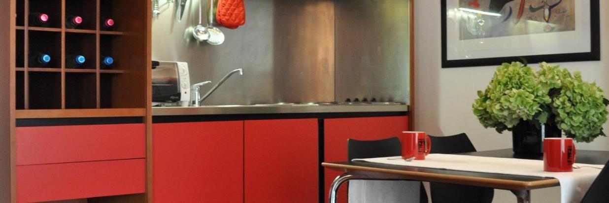 Buonarroti pranzo-cucina 2