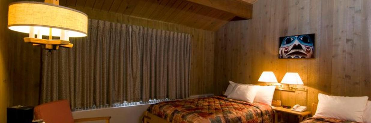 Glacier Bay Lodge and Tours