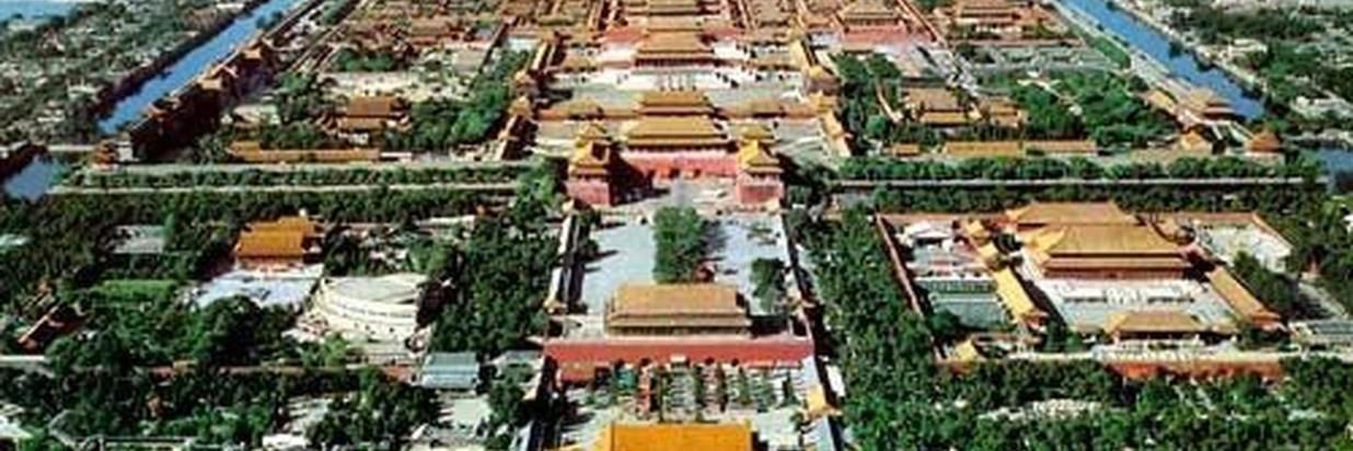 Badaling Great Wall, Forbidden City, Tian'anmen Sq