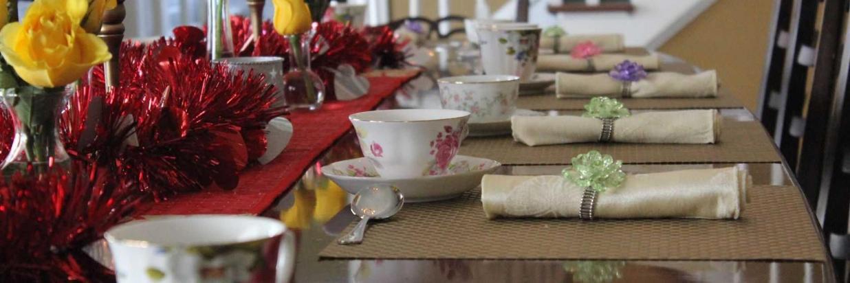 Little Ladies Tea Party