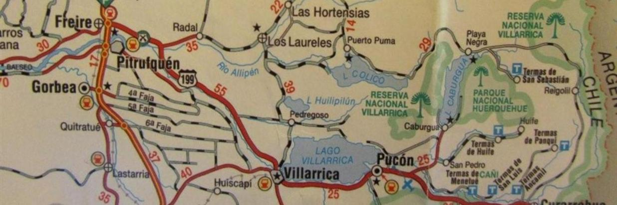 How to get to Monte Verde