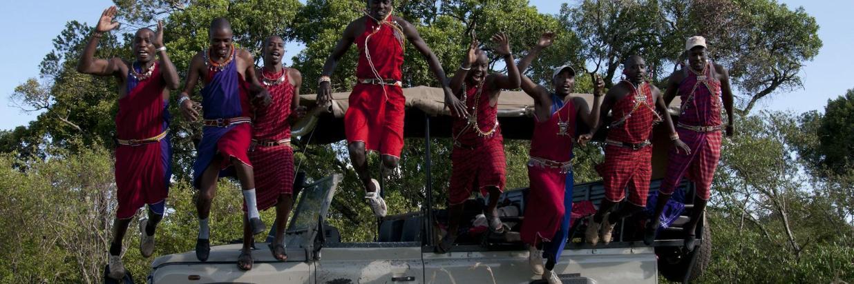Counting in Maasai