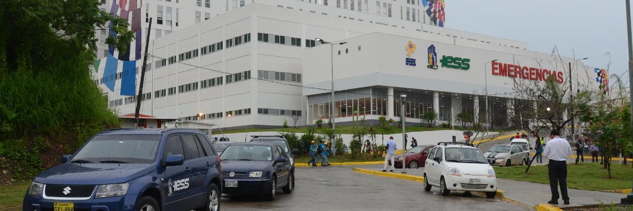 Direcciones de Oficinas, Hospitales y Dispensarios del IESS de Guayaquil - Teléfonos