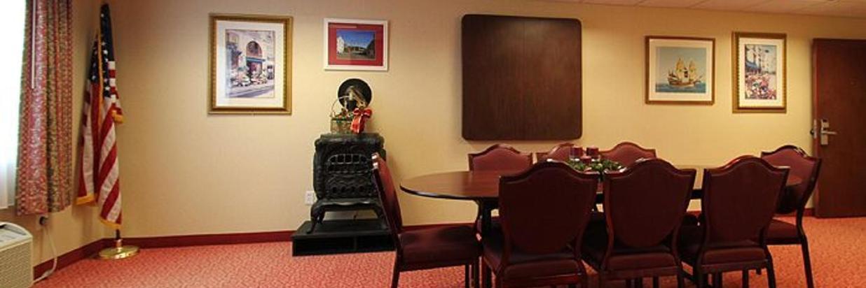 Meetings at Comfort Inn Plymouth