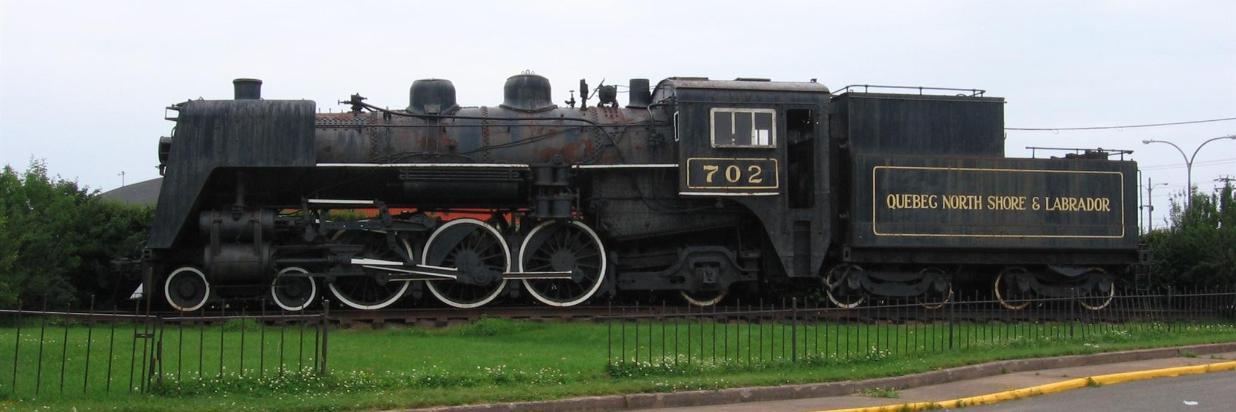 Quebec North Shore and Laborador Railway (QNS&L)