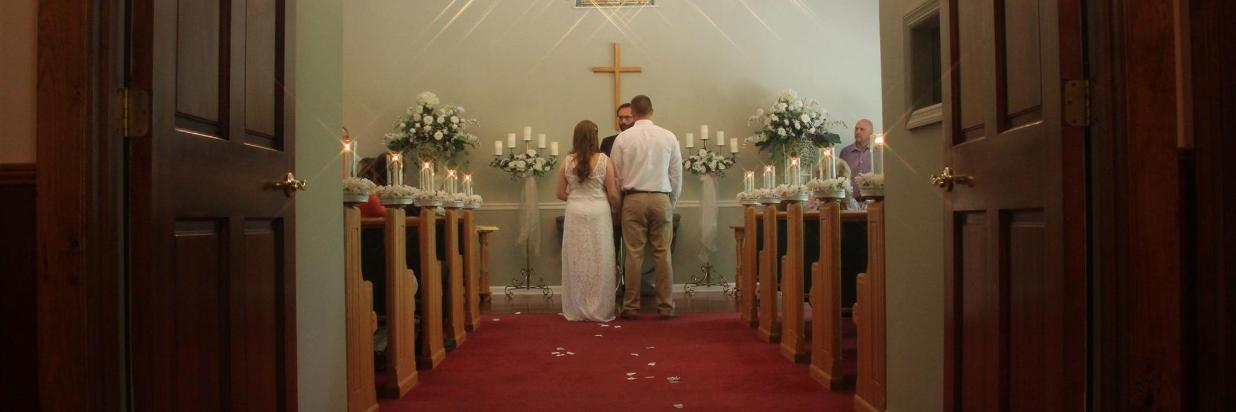 Indoor Weddings
