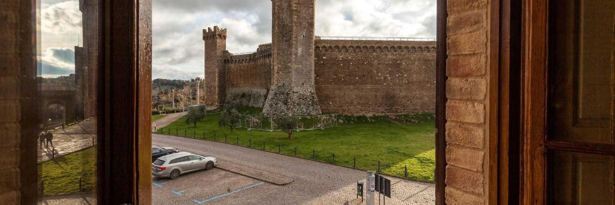 在来自Rifugio D'Altri TEMPI