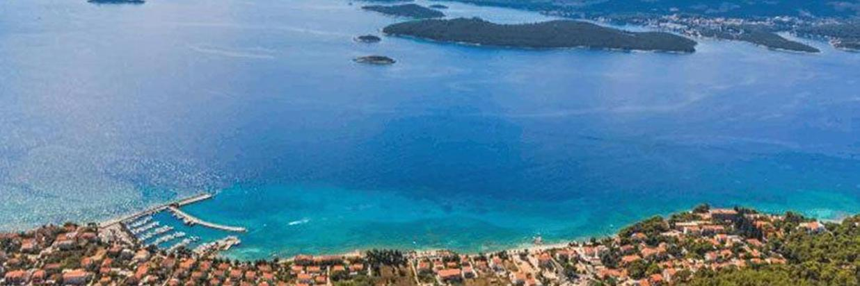 Korcula the town of Marco Polo