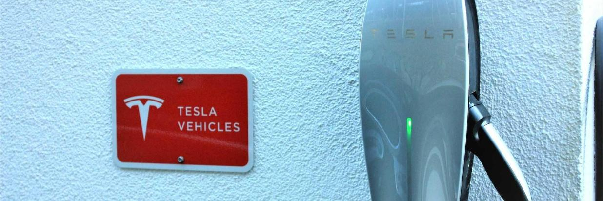 Tesla Charging-Partner