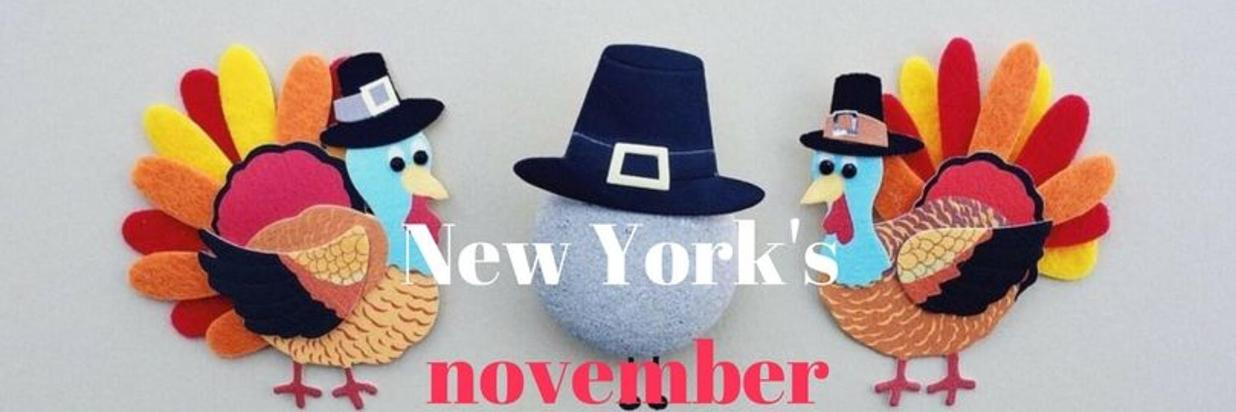 New York November 2017