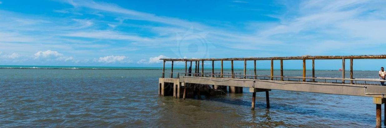 Paseo al Parque Marino de Recife de Fora