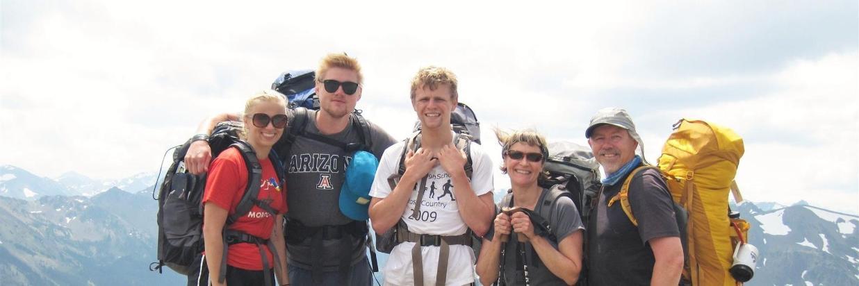 Top Ten Backpacking Adventures