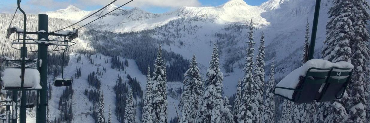 How to Beat the Traffic to Whitewater Ski Resort.