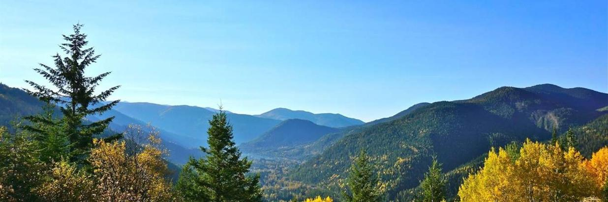 Fall is Perfect to Hike & Cycle the Selkirk Loop